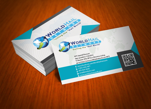 Order Dent Repair Standard Business Cards