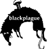 Black Plague Glue Tabs