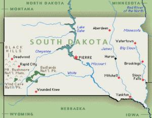South Dakota Hail