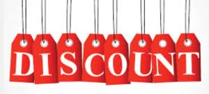 Discounts WHN