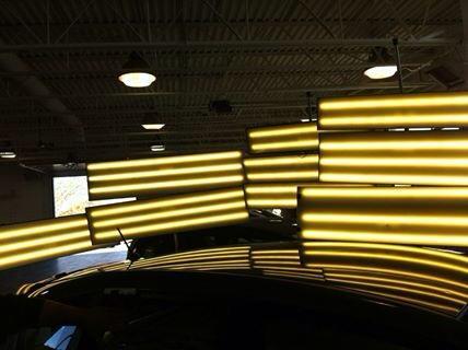 Paintless Dent Repair Lights Pdr Lights