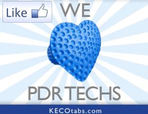 Like Keco PDR Tabs