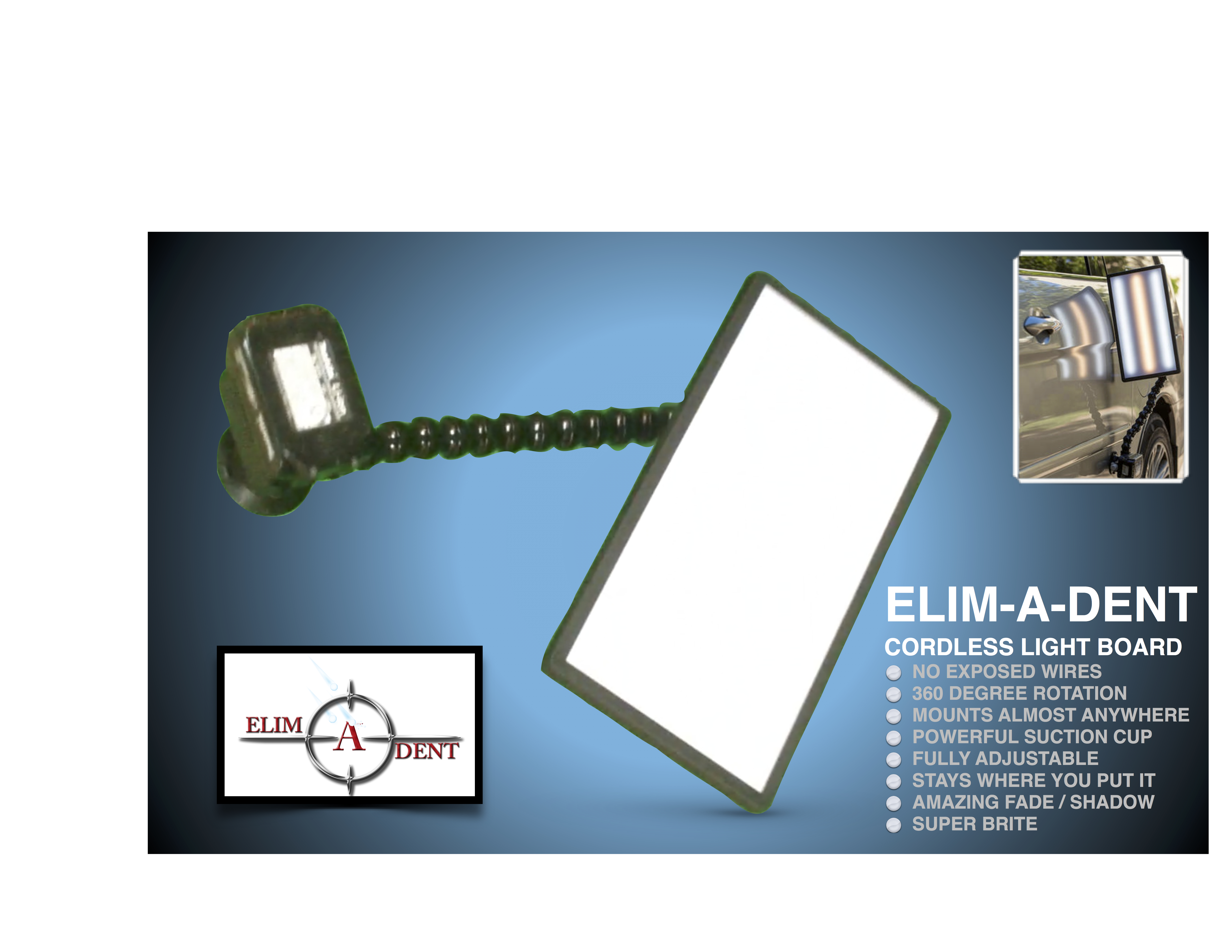 Elim A Dent Light Mini Led Dent Light