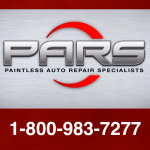 PARS Certified Auto Hail Repair Center Icon