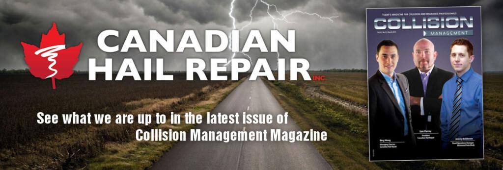 canadian hail repair collisionrepairmag