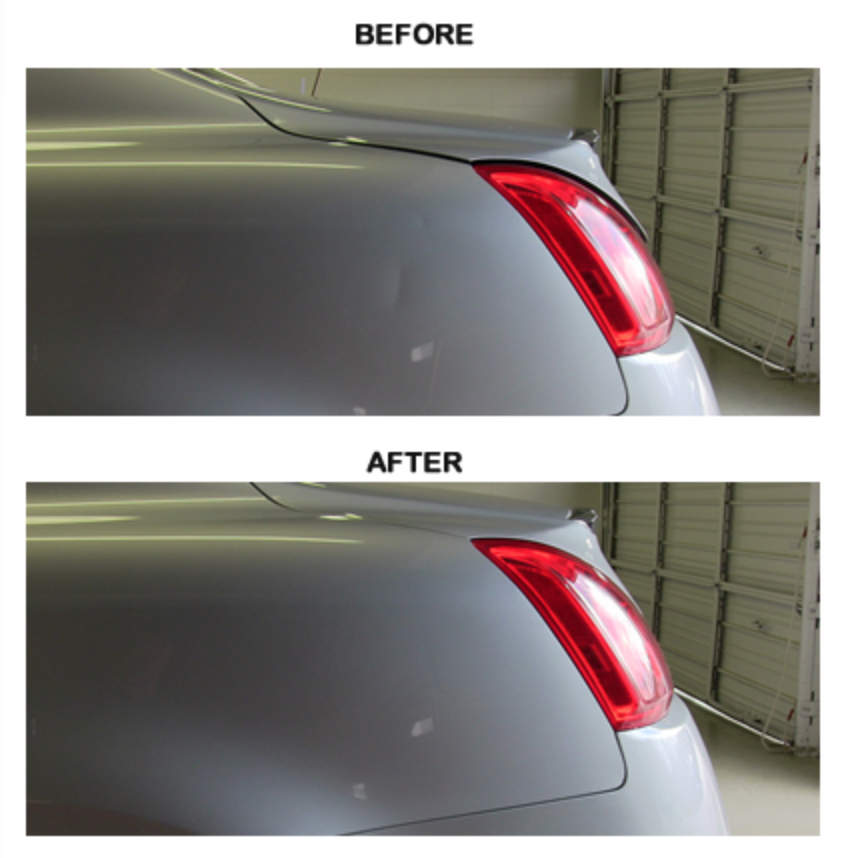 Greenville Hail Repair Automotive Dent Removal World