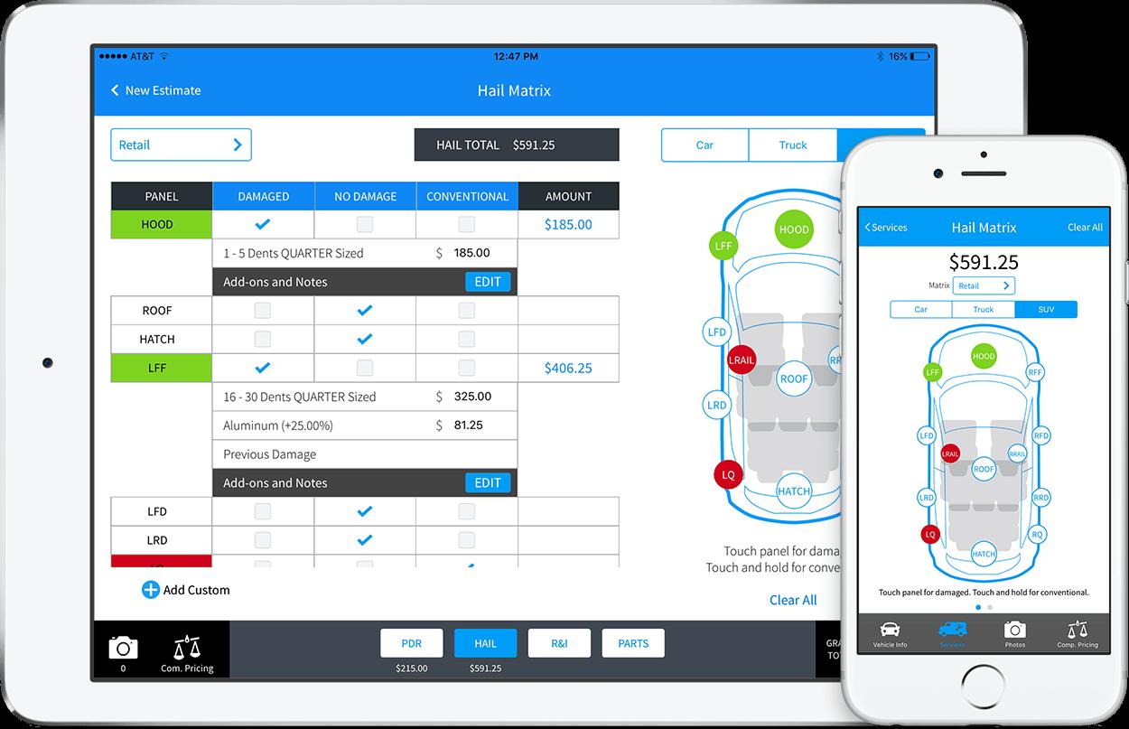 Mobile Tech Rx Pdr Estimating Software